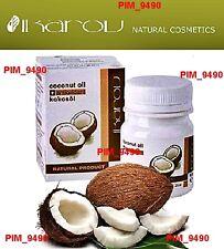 IKAROV Pure ESSENTIAL COCONUT OIL Face Hair Body Moisturiser Antioxidant 60ml