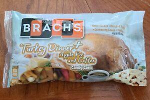 12oz Brach's Turkey Dinner Candy Corn Apple Pie and Coffee Limited Edition 2021
