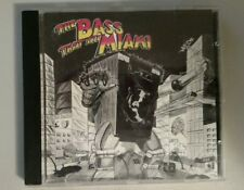 rare The Bass That Ate Miami by Various Artists (CD, Apr-1989, Pandisc Records)