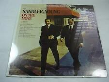 Tony Sandler & Ralph Young - On The Move - Sealed New