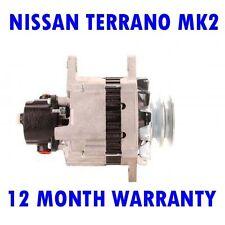 NISSAN TERRANO MK2 MK II 2.7 1993 1994 1995 1996 1997 - 2002 ALTERNATOR