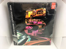 CS5 Adobe Creative Suite 5 MASTER COLLECTION (sigillato!) - PC WINDOWS FULL RETAIL