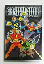 ANNIHILATION CLASSIC~ MARVEL DELUXE HARDCOVER OOP NEW SEALED