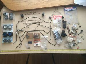 Mixed Rc Model Parts Spares Remote control Job lot Bundle Plane wheels seals