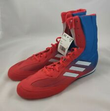 Adidas Box Hog Plus Boxing High Tops Shoes Boots (Da9896) Men's size 12