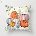 Fall Halloween Pumpkin Pillow Cases Waist Throw Cushion Covers Sofa Home Decors