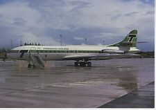 Postcard 1411 - Aircraft/Aviation Transavia Holland Sud Aviation Caravelle III