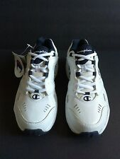 Mens Champion Athletic  Sneakers Shoes White NEW Size 8 Wide