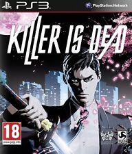 KILLER IS DEAD TEXTOS EN CASTELLANO  NUEVO PRECINTADO PS3