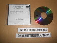 CD POP Sam ragga nastro-acqua/KILLAH drillah (4) canzone MCD PROMO WEA