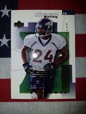 2004 Upper Deck Finite HG Radiance Champ Bailey #06/15 RARE!