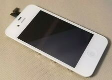 New Apple LCD Screen Touch Digitizer on Frame Part - iPHONE 4S A1387 A1431 WHITE