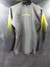 Dakine Unisex Surf Swim Compression Shirt Gray Size Xl stitchless