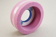 "International Abrasives 490-900 8"" x 3"" x 3.3"" Rim 1"" Internal Grinding Wheel"