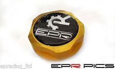 Tapa de aceite de oro EPR Para Honda Civic Prelude Integra Jazz S2000 TIPO R MUGEN