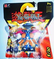 YU-GI-OH ! ACTION FIGURE BAROX  2002 MATTEL Serie 7