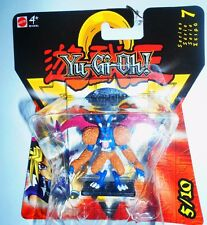 YU-GI-OH ! ACTION FIGURE BAROX  2002 MATTEL Serie 7