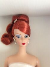 Silkstone Joyeux Red Head Barbie Doll. FAO Exclusive. NRFB. Limited Edition