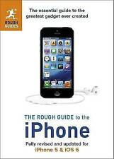 """""""AS NEW"""" The Rough Guide to the iPhone (5th) (Rough Guides), Buckley, Peter, Boo"""