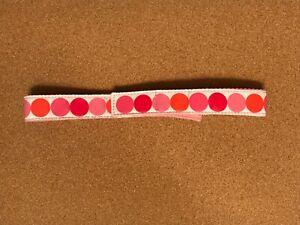 EUC Girls Pink Belt, Size XS