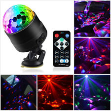 1pc Party Disco Lights Strobe Led DJ Ball Sound Activated Dance Stage Bulb Lamp