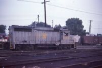 L&N LOUISVILLE AND NASHVILLE Railroad Locomotive 1043 Original 1978 Photo Slide
