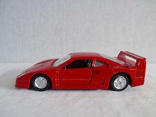 Ferrari F40 - Maisto 1:39 - Boite Collection Shell - Modèle à Rétrofriction