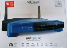 New Linksys WRT 1200AC Dual-Band Gigabit Wireless Router with Gigabit USB 3.0