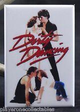 "Dirty Dancing Movie Poster 2"" X 3"" Fridge / Locker Magnet. Patrick Swayze"