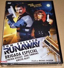RUNAWAY Brigada especial - English Deutsch Español - Precintada