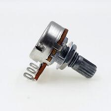 5x 16mm 3Pin Metal Shaft Rotary Potentiometer 16K4-C10K L-15KC/CC/CI