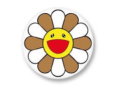 Pin Button Badge Ø38mm Fleur Flower Kawaii Japan Murakami