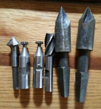 New listing Vintage Alvord Reamer Drill Bits Weldon Bit Nice Collectible Tools