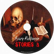SCARY HALLOWEEN STORIES #3 Handpicked Tales of Fright Terror & Horror! 1Audio CD