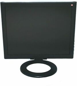 Linear 19-inch Security Monitor SM19M-B w/Stand 1280 x 1024 Resolution 4:3 Ratio