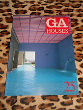 REVUE GA HOUSES - n° 25 - Global Architecture