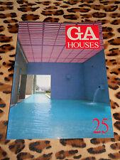 REVUE GA HOUSES - n° 25 - Global Architecture