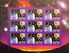 Russia rusia 2009 klb 1547 Europa astronomía Astronomy cometa espacio mnh