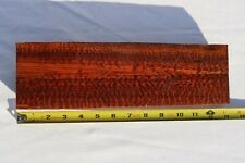 Snakewood Bowl Cue Pen Knife Call Exotic Tone Wood Lumber Turning Blank Craft
