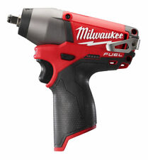 "Milwaukee M12CIW38-0 Compact 3/8"" Impact Wrench (Body Only)"