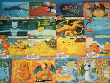 POKEMON 'First Movie' MEWTWO STRIKES BACK Complete Base Set Of 72 Trading Cards