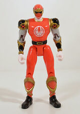 "2002 Shane as Red Wind Ranger 5.5"" Bandai Action Figure Power Rangers"