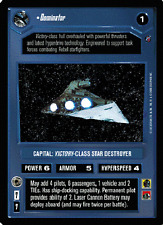 Dominator [Near Mint/Mint] DEATH STAR II star wars ccg swccg