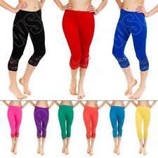 Pantalones de mujer color principal negro talla S