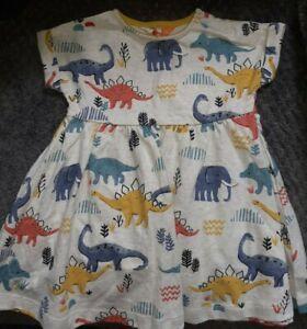 Bnwt John Lewis Dinosaur Dress