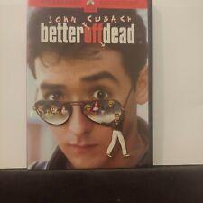 Better Off Dead-Dvd John Cusak