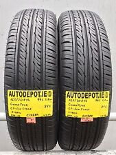 165/70R14 GOODYEAR GT ECO STAGE HYBRID 81S Part worn tyres x2 (C1058A&B) AS NEW