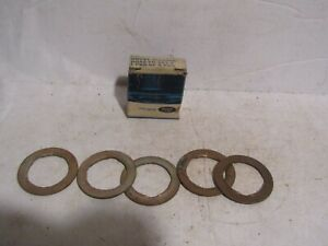 70 FORD GALAXIE THRUST WASHER NOS  (5)