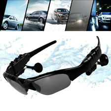 Sunglasses Bluetooth Earphone Sport Wireless Headset with Mic Accessories