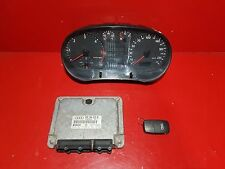 AUDI A3 1.9 TDI KIT DEMARRAGE CALCULATEUR REF 038906018BB 0281001757